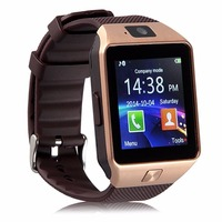 Bluetooth Smart Watches DZ09 Smartwatch For Android Apple Phone Clock Support Facebook Whatsapp SD SIM With