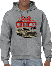 Fashion Men Free Shipping Chevy 56 Sand US Muscle Car Herren V8 Hot Rod Drag Race Oldschool Hoodies Sweatshirts
