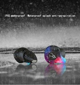 Image 2 - Sabbat X12 pro bezprzewodowe słuchawki douszne Bluetooth 5.0 słuchawki sportowe Hifi zestaw głośnomówiący wodoodporne słuchawki douszne do Samsung iPhone HuaWei
