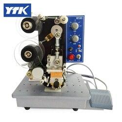 Máquina de codificación eléctrica económica YTK, máquina de codificación de fecha, máquina de impresión de códigos de Fecha