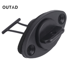 OUTAD Professional Small Size Canoe Kayak Boat Scupper Stopper Drain Holes Plugs PP Boat Thread Drain Plug With Screws replacement accessories canoe kayak boat scupper stopper drain holes plugs pp boat stainless steel thread drain plug with screws