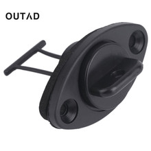 OUTAD Professional Small Size Canoe Kayak Boat Scupper Stopper Drain Holes Plugs PP Boat Thread Drain Plug With Screws(China)