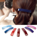 FAVOUR Fashion leopard hairpin acetate acrylic hair accessories spring clip hair clip hairgrips