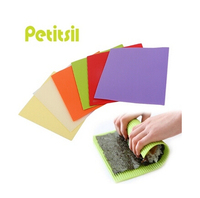 South Korea imported quality antibacterial high temperature disinfection high-grade platinum silicone sushi mat nori shutter
