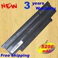 5200 Tipo de Batería Para Dell Inspiron 14R N3010 N4010 N5010 N7010-148 07XFJJ 07 J1KND