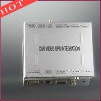 2016~2017 A6L MIB2 MMI Radio / Plus / Touch Car Video Interface Built in Navigation AV inputs PAL/NTSC Cameras compatible