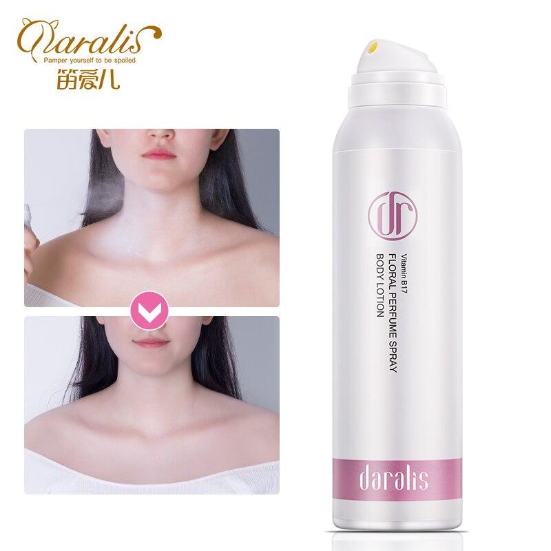 150 ml Bleaching Spray Körper Lotion Anhaltende Duft Helle Haut Creme Erfrischende Sonnencreme Lotion Hautpflege Sonnencreme