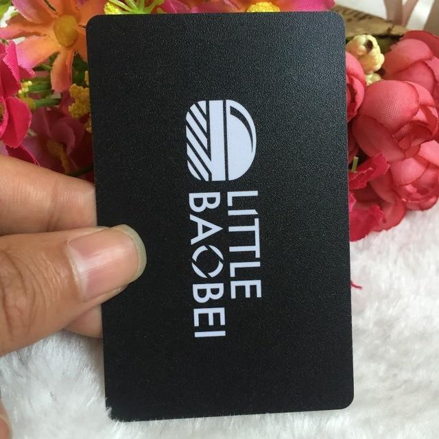 Custom thickness 038mm two sided printing business card plastic pvc custom thickness 038mm two sided printing business card plastic pvc business cards printing visit colourmoves