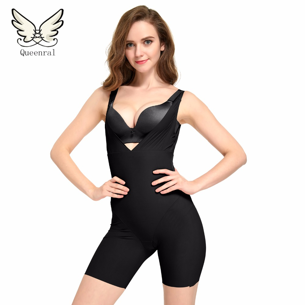 3da46c3e3a84 Bodysuit waist trainer Slimming Underwear Control Pants body shaper Slimming  corset Shapewear Slim Belt Briefs butt lifter-in Tops from Women's Clothing  & ...