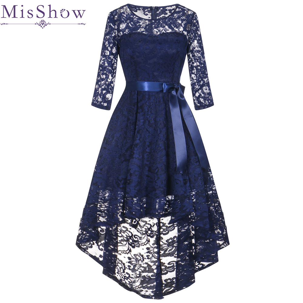 Real Photos Navy Blue Lace Short   Cocktail     Dresses   2019 New Sexy Burgundy Party   Cocktail   Gowns Elastic Lace Zipper   Cocktail     Dress