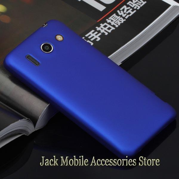 New High Quality Multi Colors Luxury Rubberized Matte Hard Back Case Cover For Huawei Ascend G510 Free Shipping