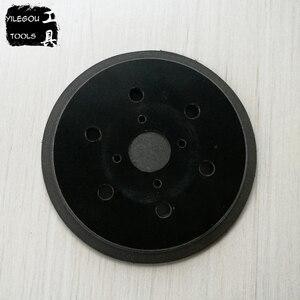 Image 2 - Almohadilla de lijado de 6 agujeros, disco de pulido de 6 pulgadas, placa de pulido de 6 agujeros, 150mm, Envío Gratis