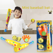 Mini Children's Baseball Toy Set Twister Game Family Outdoor Safety Sports Baseball Sports Activity Products Outdoor Sports Game все цены