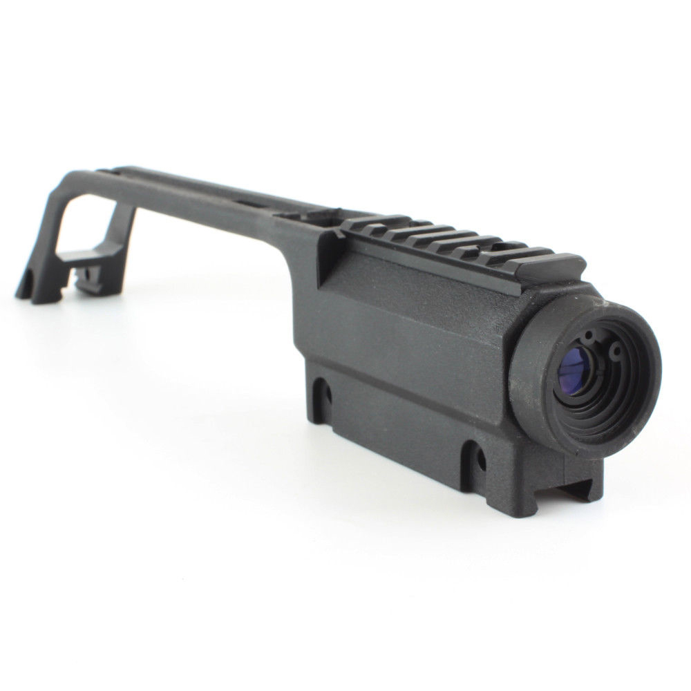 Airsoft Tactical Rifle Scope G36 Carry Handle 3.5x Scope Sight With High Top 20mm Picatinny Rail