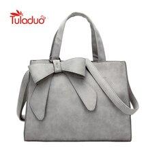 Frauen Handtasche Mode Marken Hohe Qualität PU Bogen Taschen Schulter Messenger bags Für Frauen Damen