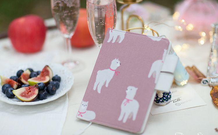 lovely Alpacas Cute Notebook Cartoon Note Book School Supplies For Kid cartoon kid supercharged