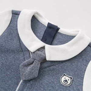 Image 3 - DBW8557 dave bella baby jungen kleidung kinder langarm kleidung sets kinder boutique outfits jungen mit krawatte gentleman sets