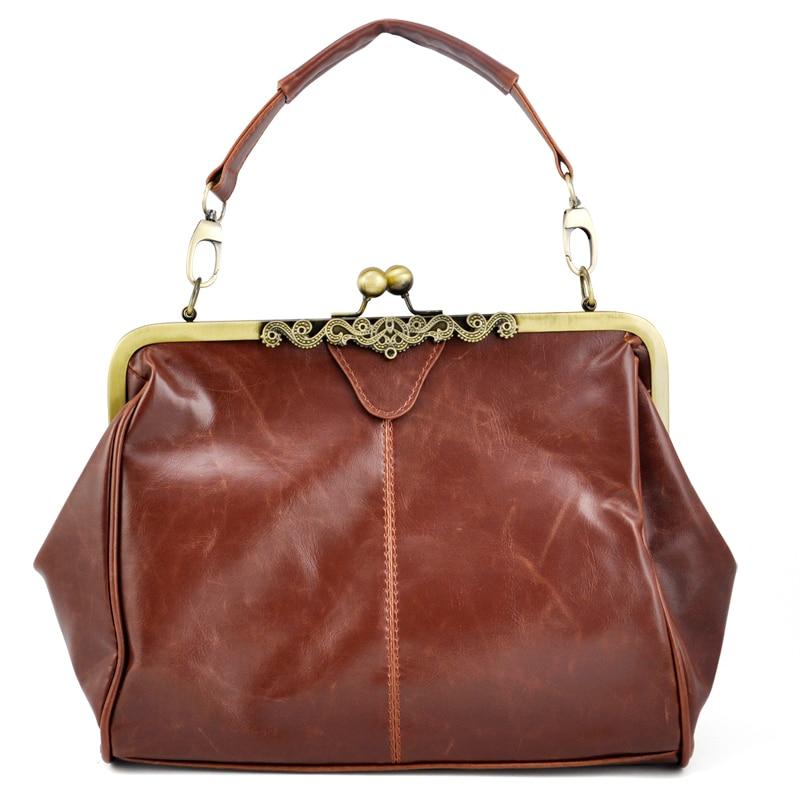 Hot Retro Vintage Women Ladies Shoulder Purse Handbag Cross Body Totes Bag Satchel