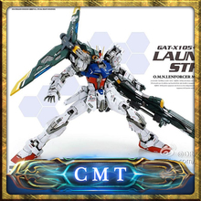 DRAGON MOMOKO 1/100 MG SEED STRIKE GUNDAM LAUNCH MODEL KIT GATX 105