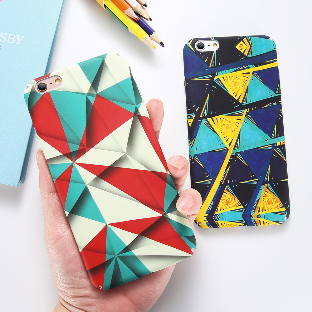KISSCASE Geometric Pattern Cases For X XS Max XR cases