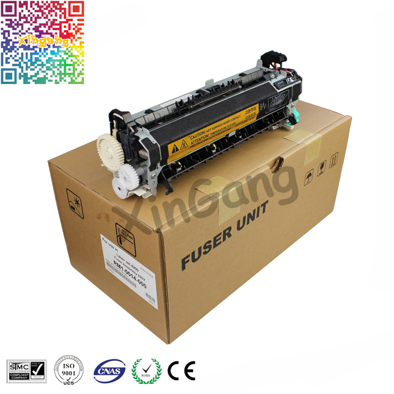 Hot! 220V XG Fuser Assembly for HP LaserJet LJ 4200 RM1-0014-000 Compatible Fixing Assembly Fuser Unit Refurbished Printer Parts compatible new hp3005 fuser assembly 220v rm1 3717 000cn for lj m3027 m3035 p3005 series 5851 3997