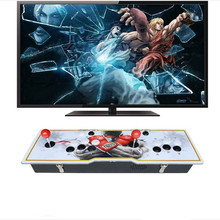 Marwey Retro jamme arcade game console 960 games 2 players acrylic board metal box joystick video high deifnition output TV PC