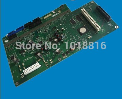 Free shipping 100% test Q6683-60191 For HP T610 T1100 Formatter(main logic)board desigh plotter parts on sale for hp1100 t1100ps t610 40g hard drive hdd formatter without new q6683 67027 q6683 67030 q6684 60008 q6683 60193 q6683 60021