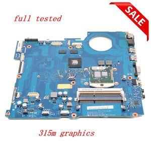 NOKOTION материнская плата для ноутбука Samsung RV511, 15,6 дюйма, HM55, DDR3, 315M, с бесплатным процессором, для Samsung RV511
