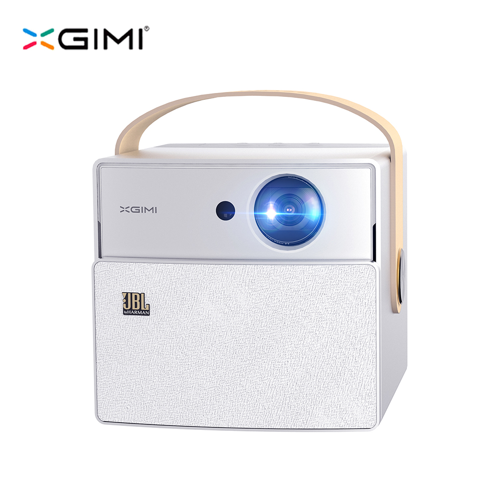 XGIMI CC Aurora Mini Portable DLP Projector Android Wifi 3D Support 4K HD Android OS Home Theater xgimi cc aurora wireless home theater mini projector led 1080p portable proyector android 4 4 3d 1280x720 wifi hdmi bluetooth