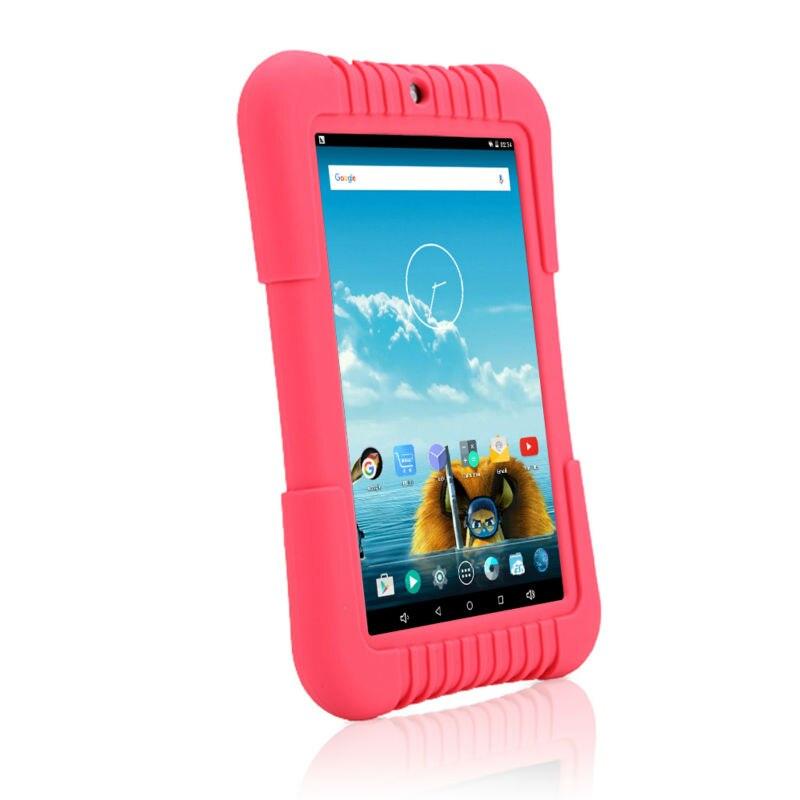 "IRULU Original Y3 7 \""BabyPad Para Niños GMS 1280*800 IPS Quad Core Android 5.1"