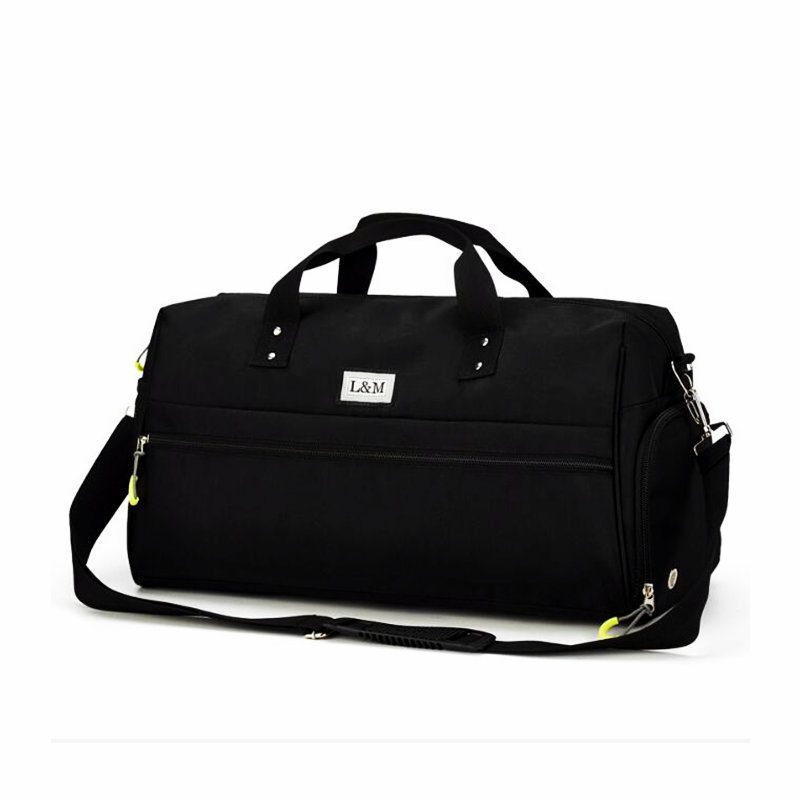 2018 Men Gym Bag Dry And Wet Separation Swimming Bag Women Independent Shoe  Position Fitness Crossbody Bag Outdoor Travel Bag  883b369114127