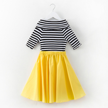 little girl summer dress cotton 2018 new fashion bodycon 6 years to 12 toddler clothes size14 size