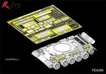 RealTS Voyager PEA390 1/35 Русский Т-54Б Средний Танк Бункеров Укладки (На ТАКОМ 2055)