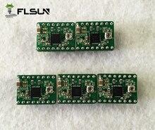 Factory Supply 3d Printer Parts A4988 Drivers For RAMPS Arduino 3D Printer Parts Accessory 5pcs/lot