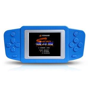 Image 3 - BL 835A pantalla de 2,5 pulgadas para niños, consola de juegos portátil con 268 juegos integrados