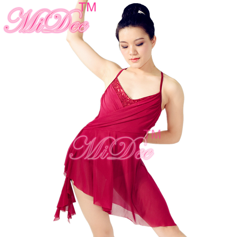 Online Get Cheap Contemporary Dance Dresses -Aliexpress.com ...