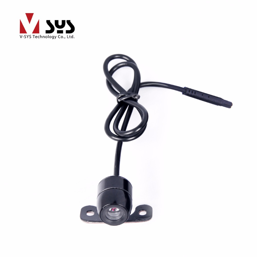 SYS Motorcycle DVR spare accessory waterproof R3 with VSYS VGA lens for V sys C3 C6