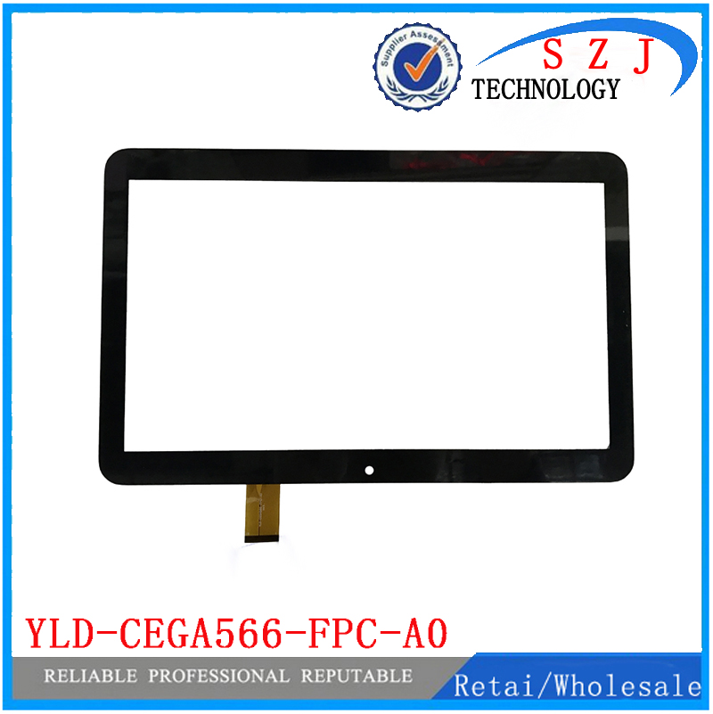 New 10.1'' inch Digitizer YLD-CEGA566-FPC-A0 Sensor Replacement For Digma Optima 10.4 3g tt1004pg Tablet Touchscreen panel 10pcs miss 6700 md 26 16
