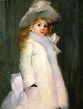 Lily Sterling - By Tom Roberts - Unframed