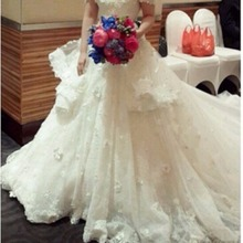 kejiadian Wedding Dresses Ball Gown Back Bridal Gowns