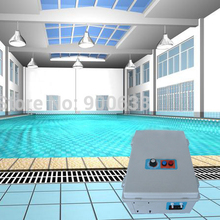 Commercial Wall Mounted Spa Ozone Generator 220v GQO V04