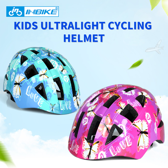 eff1bbbbbeb INBIKE Kids Motorcycle Helmets Children's Cycling Helmets High Density Child  Boys Girls Skating Riding Bicycle Bike Helmets CH1