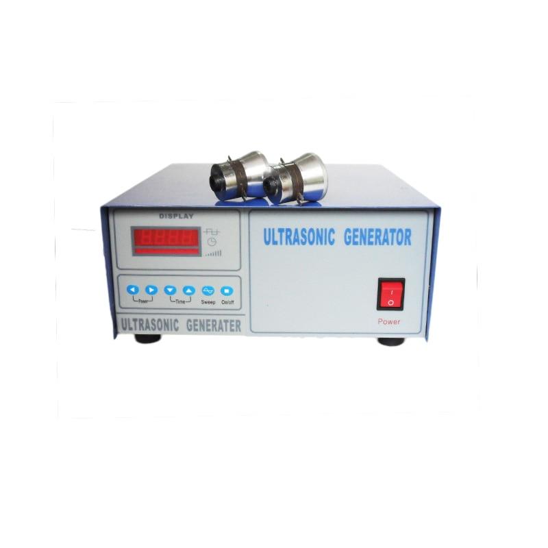 300 Вт ультразвуковой генератор 17 кГц/20 кГц/25 кГц/28 кГц/30 кГц/33 кГц/40 кГц посудомоечная машина и мытья овощей питания привода
