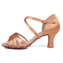 Women Latin Ballroom Dancing Shoes High Quality Tango Dance Shoes for Women Ladies Girls