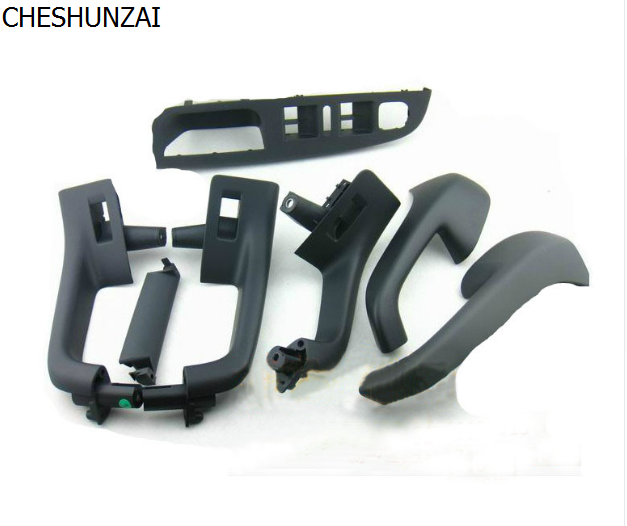 Cheshunzai 7pcssets For Golf 5 Mk5 For Jetta Mk5 Interior Door
