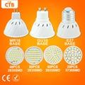 LED Spotlight Bulb GU10 3W 4W 5W 6W AC 220V SMD 2835 5050 LED Bulb MR16 Energy Saving Lampada Lamp LED E27 For Home Bombillas