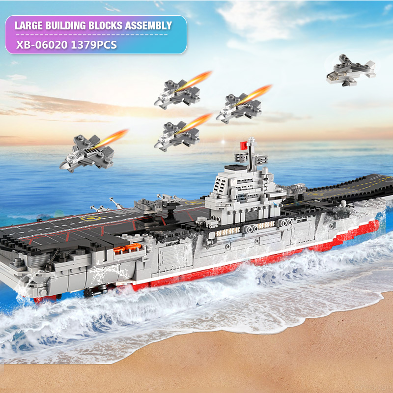 цена на Military War Blocks the Aircraft War Ship Arms Set World War 2 Compatible Legoings Technic Building Bricks Toys Educational Toys