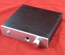 DIY full aluminum hifi audio case unclosure amplifier chassis 2204E / AMPLIFIER B