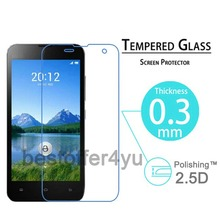 New Popular 0 3mm 9H 2 5D tempered glass screen protector For Xiaomi Mi2 2S M2