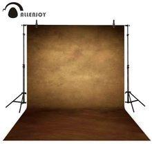 Fotografia Allenjoy tła stary mistrz styl vintage jednolity kolor tła dla zdjęć portret studyjny photocall strzelać rekwizyty